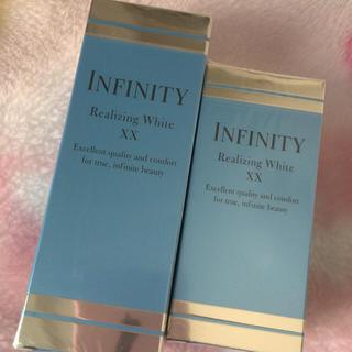 インフィニティ(Infinity)のインフィニティ リアライジングホワイトxx(美容液)