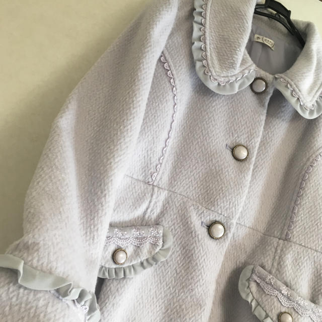 axes femme(アクシーズファム)のaxes コート レディースのジャケット/アウター(ピーコート)の商品写真