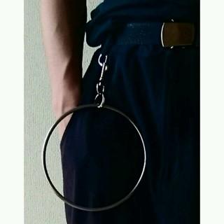 クロムハーツ(Chrome Hearts)の登坂広臣サイズ超特大163mm♥フープリングアクセサリーvetements好きに(リング(指輪))