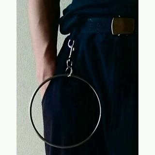 クロムハーツ(Chrome Hearts)の今市隆二サイズ特大150mm♥フープリングアクセサリー vetements好きに(リング(指輪))