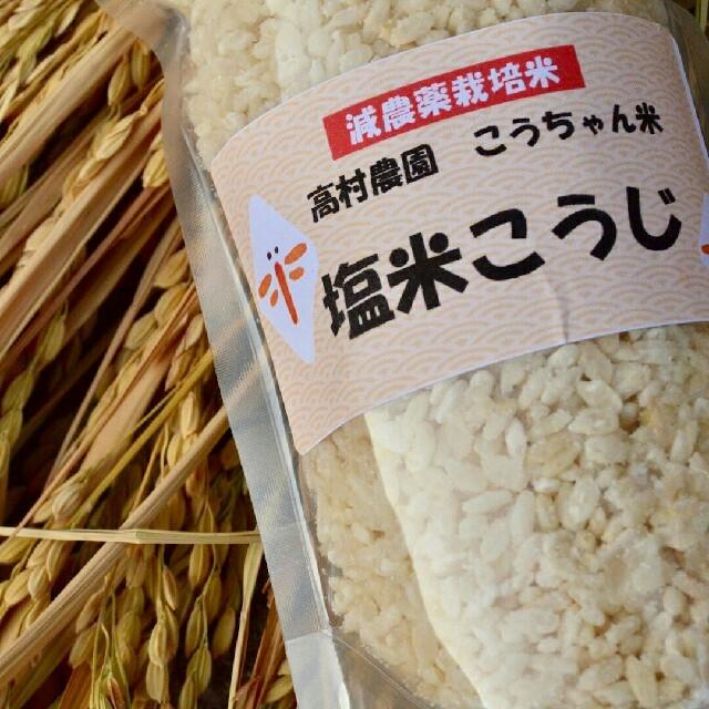 塩米こうじ(5パック)玄米珈琲(5パック)高村農園セット 食品/飲料/酒の加工食品(その他)の商品写真