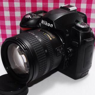ニコン(Nikon)の❤相棒と出かけよう❤ Nikon D70 レンズキット♪ ⭐元箱付き⭐(デジタル一眼)