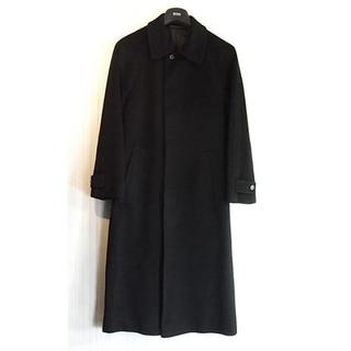 ヒューゴボス(HUGO BOSS)のreiya様専用size44☆良品☆ヒューゴボス黒ラベル ベビーキャメル製コート(ステンカラーコート)