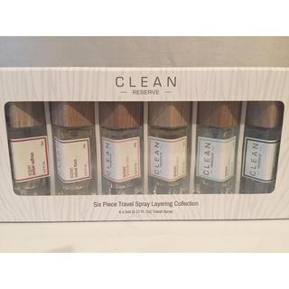クリーン(CLEAN)のCLEAN ミニ香水セット(ユニセックス)