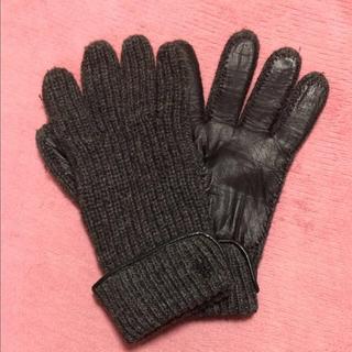 ラルフローレン(Ralph Lauren)のお取り置き品【美品】ラルフ・ローレン 手袋(手袋)
