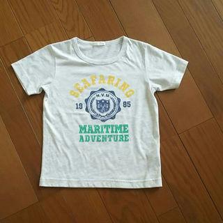 ジーユー(GU)のSALE☆GU半袖Tシャツ 130(その他)