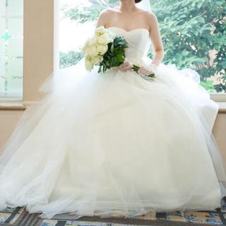 ヴェラウォン(Vera Wang)の【なっちゃん様専用】verawang 1g029 バレリーナ(ウェディングドレス)