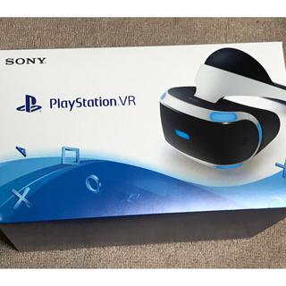 プレイステーションヴィーアール(PlayStation VR)のKIRA様専用 PS4 PSVR カメラ付 PlayStation VR(家庭用ゲーム機本体)