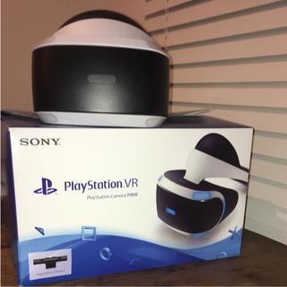 プレイステーションヴィーアール(PlayStation VR)のPlayStationVR カメラ付き(家庭用ゲーム機本体)