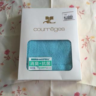 クレージュ(Courreges)の新品!courreges便座専用シートカバー(トイレマット)