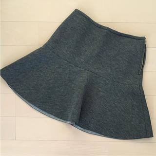 エディットフォールル(EDIT.FOR LULU)の【美品】ルルオンザブリッジ♡ボンディングスカート(ミニスカート)
