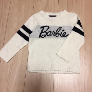 バービー(Barbie)のニット Barbie バービー 90(ニット)