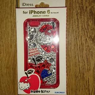 サンリオ(サンリオ)のHello Kitty iPhone6 スマホケース ジュエリーカバー (モバイルケース/カバー)