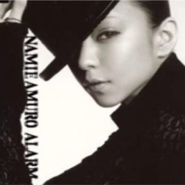 安室奈美恵 アラーム CD 新品未使用 エンタメ/ホビーのCD(R&B/ソウル)の商品写真