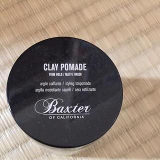 バクスターオブカリフォルニア(Baxter of California)のバクスター Baxter クレイポマード(ヘアワックス/ヘアクリーム)