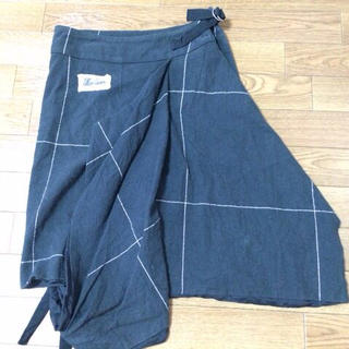 アリスアウアア(alice auaa)のアリスアウアア 巻きスカート2枚セット(ひざ丈スカート)