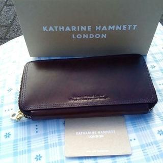 deea7860153c キャサリンハムネット(KATHARINE HAMNETT)の ぶぶ様専用KATHERINE HAMNETT 本革