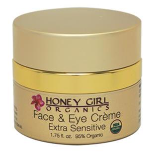 ハニーガールオーガニクス(Honey Girl Organics)のハニーガール フェイス&アイクリーム(フェイスクリーム)