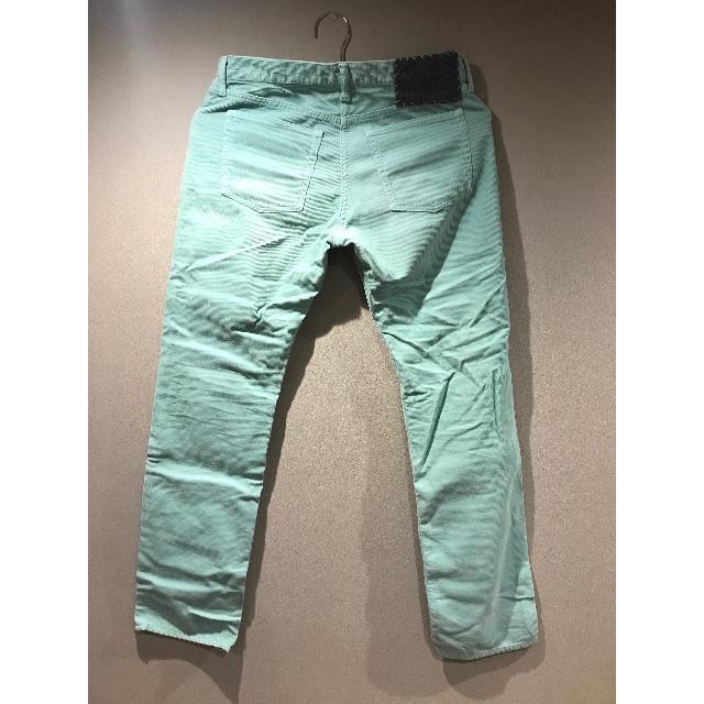Ron Herman(ロンハーマン)のRon Herman コーデュロイパンツ グリーン ロンハーマン メンズのパンツ(デニム/ジーンズ)の商品写真