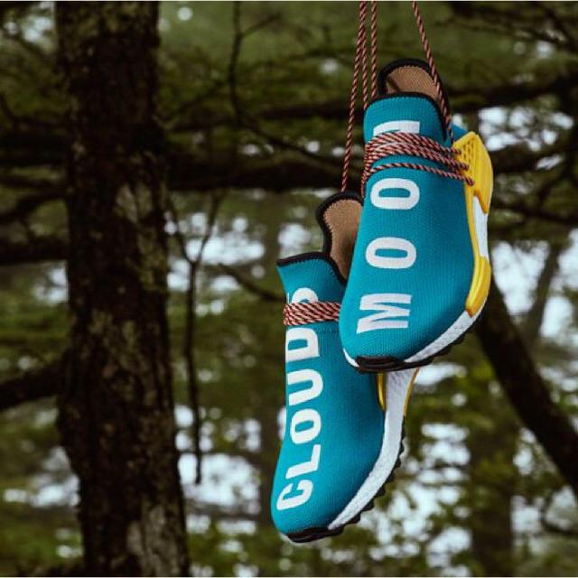 adidas(アディダス)のセット28.5cm ファレル NMD pharrell human race メンズの靴/シューズ(スニーカー)の商品写真