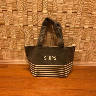 シップス(SHIPS)の★新品未使用★ SHIPS トートバッグ 付録(トートバッグ)