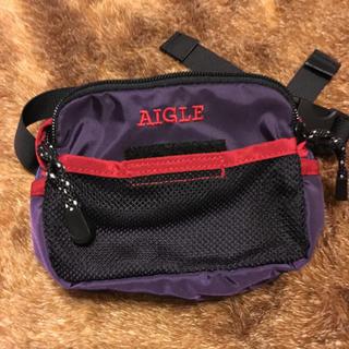 エーグル(AIGLE)の美品!AIGLE  ウエストポーチ(ウエストポーチ)