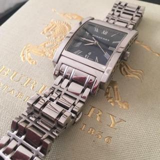 バーバリー(BURBERRY)のバーバリー腕時計最終値下げ(金属ベルト)