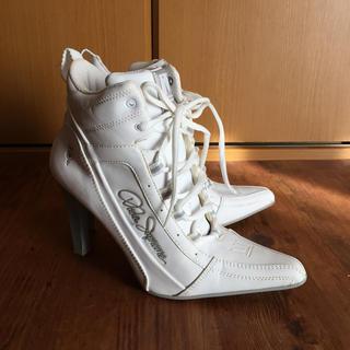 ダダ(DADA)のDADA 美品 スニーカーブーツ ショートブーツ(ブーツ)