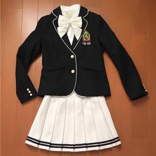 レピピアルマリオ(repipi armario)のrepipi レピピ アルマリオ S 卒業式 中学 受験 ブラウス スーツ(ドレス/フォーマル)