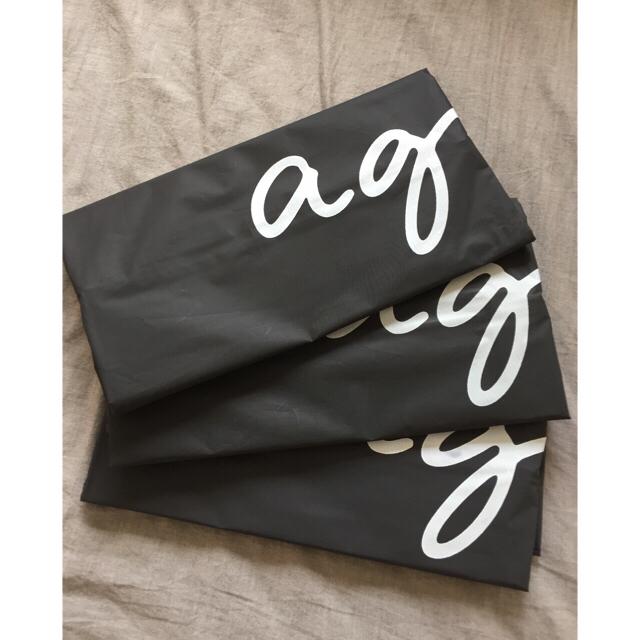 agnes b.(アニエスベー)のagnes b.のファッションカバー3枚セット(ブラック) レディースのレディース その他(その他)の商品写真