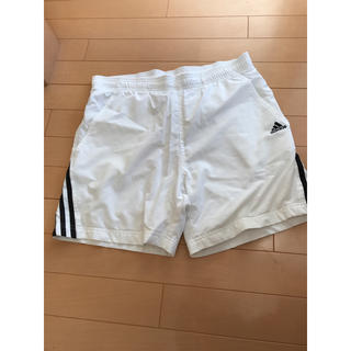 アディダス(adidas)のadidas アディダス  白、黒2点セット soda☆さん専用品(ハーフパンツ)