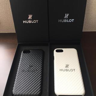 ウブロ(HUBLOT)の新品未使用☺︎HUBLOT☺︎iPhoneケース(iPhoneケース)