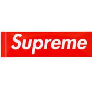 シュプリーム(Supreme)の【未使用】supreme ステッカー   シュプリーム(その他)