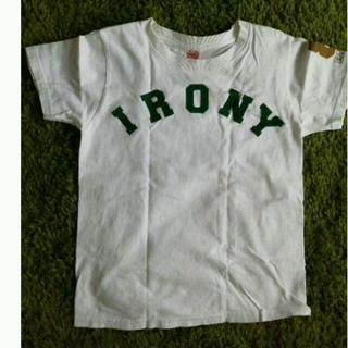 アイロニー(IRONY)のロゴTシャツ(Tシャツ(半袖/袖なし))