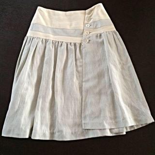 ミナペルホネン(mina perhonen)のミナペルホネンスカート(ひざ丈スカート)
