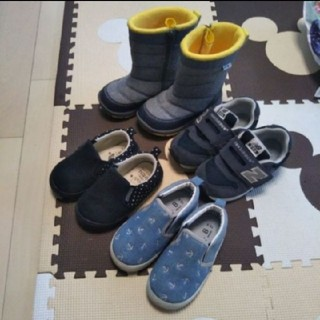 ニューバランス(New Balance)のスニーカー ブーツ イフミー ニューバランス(ブーツ)