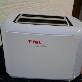 ティファール(T-fal)の美品♪T-FaL★ポップアップトースター★(炊飯器)