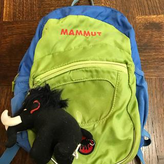 マムート(Mammut)のリュック キッズ(リュックサック)