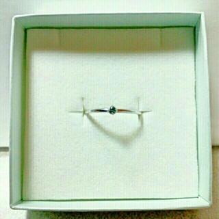 アレキサンドライト K10 指輪 7号 おまけ付(リング(指輪))