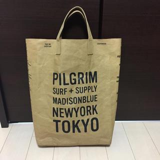 マディソンブルー(MADISONBLUE)のMADISONBLUE pilgrim トートバッグ マディソンブルー(トートバッグ)