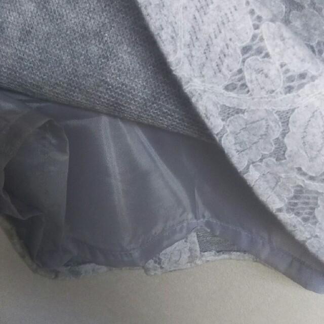 新品未使用タグ付き膝丈タイトスカート白 レディースのスカート(ひざ丈スカート)の商品写真