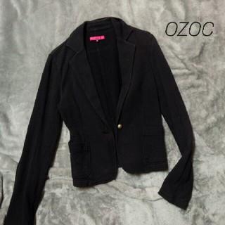 オゾック(OZOC)のOZOCノーカラージャケット(ノーカラージャケット)