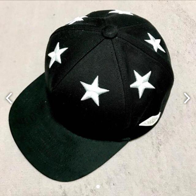STEREO VINYLS COLLECTION(ステレオビニールズコレクション)のG-DRAGON愛用★キャップ メンズの帽子(キャップ)の商品写真