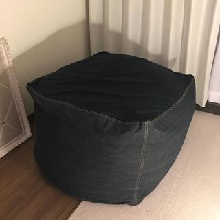 ムジルシリョウヒン(MUJI (無印良品))の体にフィットするソファ 無印良品(ビーズソファ/クッションソファ)