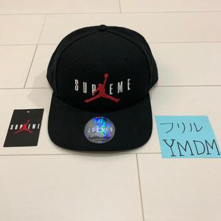 シュプリーム(Supreme)のsupreme jordan cap NIKE AIR JORDAN 5 (キャップ)