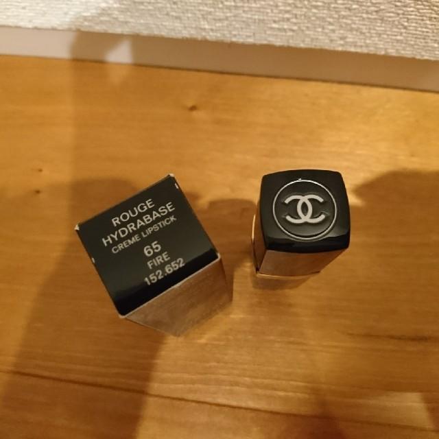 342b35a037aa CHANEL - CHANEL[未使用 口紅💄65番]の通販 by プポン's shop シャネル ...
