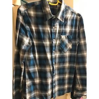 ジェンナロ(GENNARO)のチェックシャツ 緑 ジェンナロ M(シャツ)