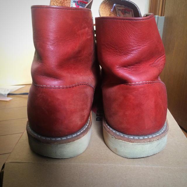 REDWING(レッドウィング)のレッドウィング アイリッシュセッター27.5cm メンズの靴/シューズ(ブーツ)の商品写真
