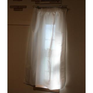 ベルメゾン(ベルメゾン)の小窓用レースカーテン(レースカーテン)