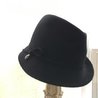 アルマーニ コレツィオーニ(ARMANI COLLEZIONI)のアルマーニ コレンツォ-二(帽子)